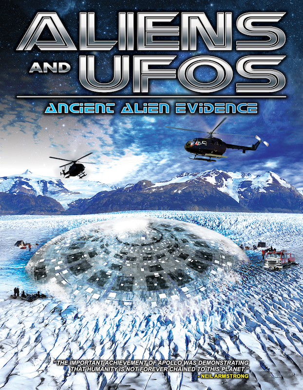 Aliens and UFO's: Ancient Alien Evidence