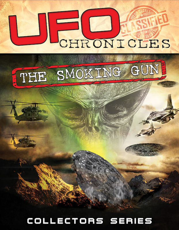 The UFO Chronicles: The Smoking Gun